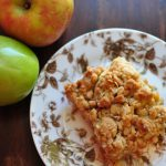 This classic Apple Crisp is the perfect fall dessert. Simple to make with easy to find ingredients.