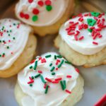 Italian Christmas Cookies are simple to make with a secret Italian ingredient. The unique light and fluffy texture melts in your mouth.