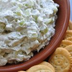 Creamy Cucumber Dip will be a huge hit at your next party. Serve with an array of crackers for the tastiest appetizer.