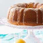 This Double Lemon Pound Cake makes the perfect spring or summer dessert. Lemon pound cake topped with a delicious lemon glaze.