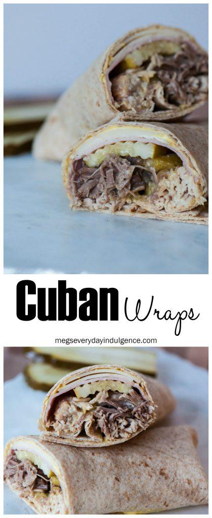 Cuban Wraps