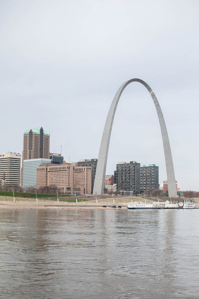 Spring Break in St. Louis