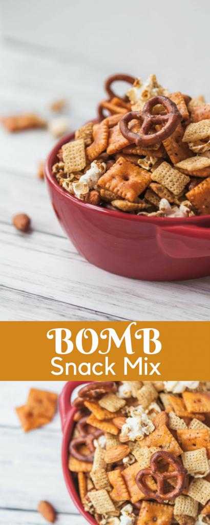 Bomb Snack Mix