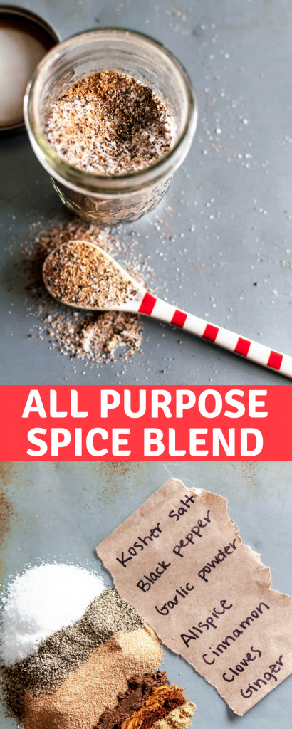 All Purpose Spice Blend