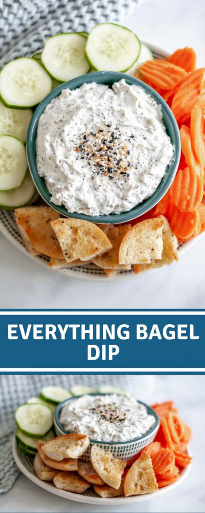 Everything Bagel Dip