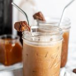 Milky Way Iced Coffee is a reader request that is sure to become your favorite way to start your day. Caramel, malt, chocolate and coffee is perfection.