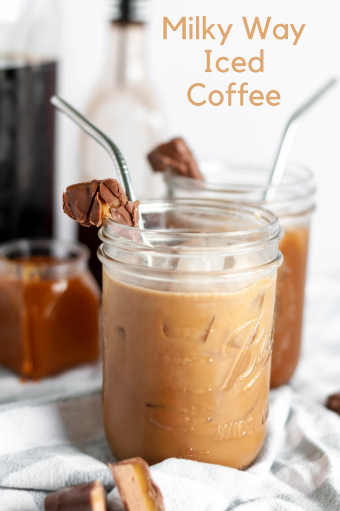 Milky Way Iced Coffee takes all the chocolate, caramel malty flavors of the classic candy bar and turns them into the perfect way to start your morning.