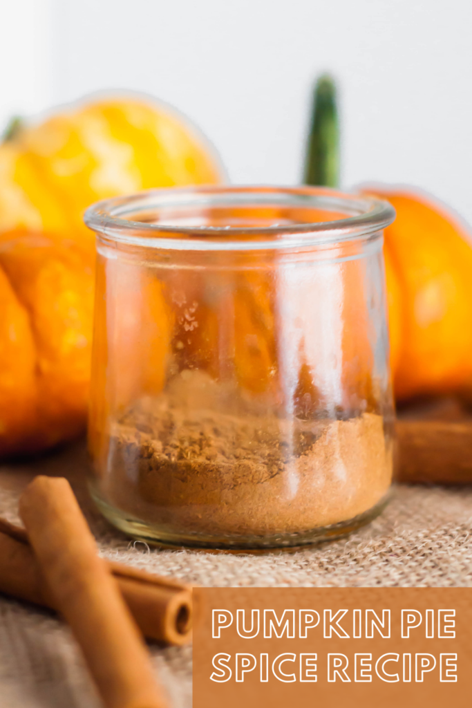 This Pumpkin Pie Spice recipe is made with common baking spices and super easy to throw together. Skip buying the specialized mixes and make them yourself in a minute. You'll never be out of pumpkin pie spice.